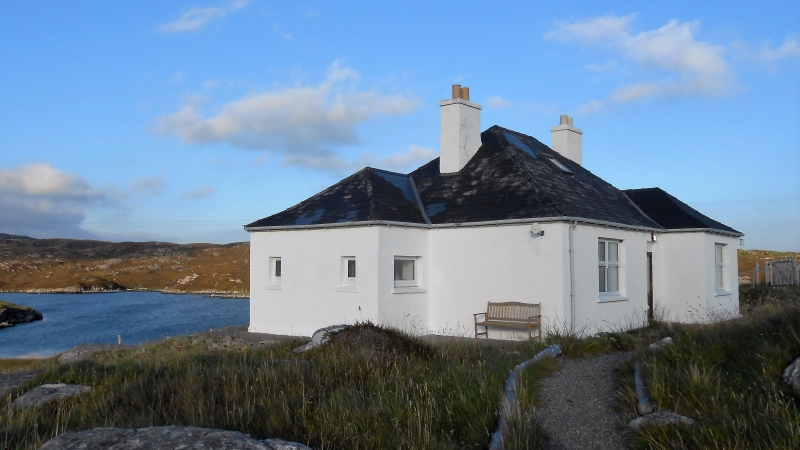Enjoy the sea view at Atlantic View Cottage
